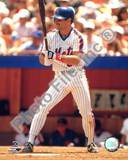 New York Mets - Wally Backman Photo Photo