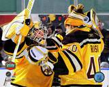 Boston Bruins - Tuukka Rask, Tim Thomas Photo Photo