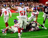 New York Giants - Zak DeOssie Photo Photo