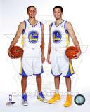 Golden State Warriors - Stephen Curry, Seth Curry Photo Photo