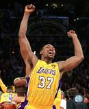 Los Angeles Lakers - Ron Artest Photo Photo