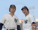 New York Yankees - Thurman Munson, Graig Nettles Photo Photo