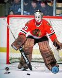 Chicago Blackhawks - Murray Bannerman Photo Photo