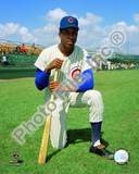 Chicago Cubs - Oscar Gamble Photo Photo