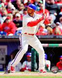 Philadelphia Phillies - Raul Ibanez Photo Photo