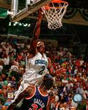Charlotte Hornets - Larry Johnson Photo Photo
