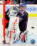 Columbus Blue Jackets - Steve Mason Photo Photo