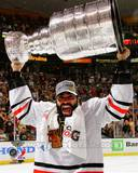 Chicago Blackhawks - Johnny Oduya Photo Photo