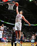 Atlanta Hawks - Zaza Pachulia Photo Photo
