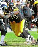 Pittsburgh Steelers - Steve Mclendon Photo Photo