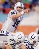Indianapolis Colts - Peyton Manning Photo Photo
