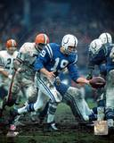 Baltimore Colts - Johnny Unitas Photo Photographie