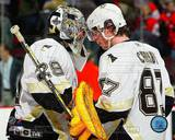 Pittsburgh Penguins - Marc-Andre Fleury, Sidney Crosby Photo Photo