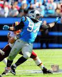 Carolina Panthers - Terrell McClain Photo Photo