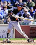 Milwaukee Brewers - Norichika Aoki Photo Photo