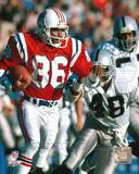 New England Patriots - Stanley Morgan Photo Photo