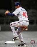 Atlanta Braves - Julio Teheran Photo Photo