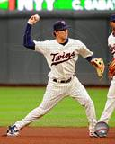 Minnesota Twins - Trevor Plouffe Photo Photo