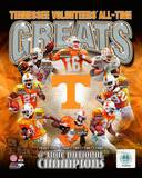 Tennessee Vols - Peyton Manning, Jamal Lewis, Donte Stallworth, Jason Witten, Reggie White, Robert  Photo