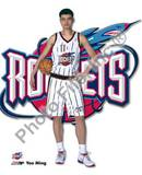 Houston Rockets - Yao Ming Photo Photo