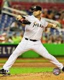 Miami Marlins - Mark Buehrle Photo Photo