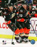 Anaheim Ducks - Teemu Selanne, Corey Perry Photo Photo