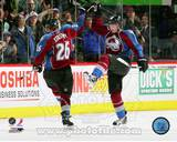 Colorado Avalanche - Paul Stastny, Matt Duchene Photo Photo