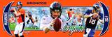 Denver Broncos - Peyton Manning Panoramic Photo Photo