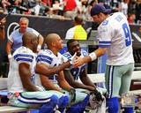 Dallas Cowboys - Roy Williams, Tony Romo, Miles Austin, Dez Bryant Photo Photo