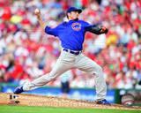 Chicago Cubs - Matt Garza Photo Photo