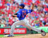 Chicago Cubs - Matt Garza Photo Photo