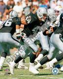 Los Angeles Raiders - Tom Rathman Photo Photo