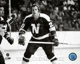Minnesota North Stars - Tom Reid Photo Photo