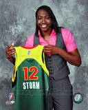 WNBA Seattle Storm - Shekinna Stricklen Photo Photo