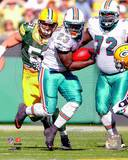 Miami Dolphins - Ronnie Brown Photo Photo