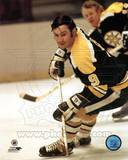 Boston Bruins - Johny Bucyk Photo Photo