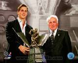 Tampa Bay Lightning, Montreal Canadiens - Vincent Lecavalier, Henri Richard Photo Photo