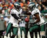 Philadelphia Eagles - Michael Vick, LeSean McCoy Photo Photo