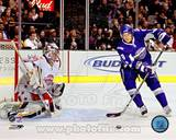 Anaheim Ducks, Buffalo Sabres - Teemu Selanne, Ryan Miller Photo Photo