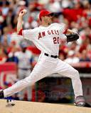 Los Angeles Angels - Jon Garland Photo Photo