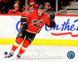 Calgary Flames - Sven Baertschi Photo Photo