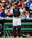 Pittsburgh Pirates - Michael McKenry Photo Photo