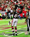 Atlanta Falcons - Roddy White, Julio Jones Photo Photo