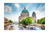 Berlin Cathedral Posters by PHOTOCREO Michal Bednarek