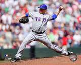 Texas Rangers - Robbie Ross Photo Photo