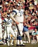Los Angeles Rams - Merlin Olsen Photo Photo