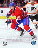 Montreal Canadiens - Michael Bournival Photo Photo