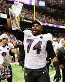 Baltimore Ravens - Michael Oher Photo Photo
