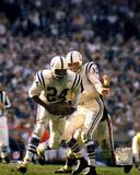 Baltimore Colts - Lenny Moore Photo Photographie