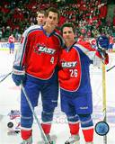Tampa Bay Lightning - Vincent Lecavalier, Martin St. Louis Photo Photo
